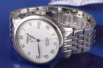 天梭手表一般回收多少钱