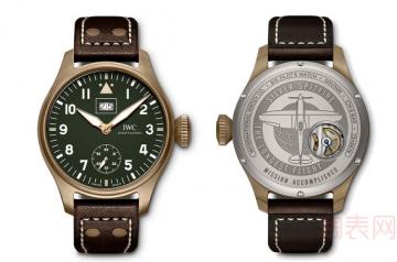 10万多的万国手表回收多少钱