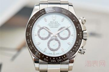 二手劳力士手表可以卖多少钱