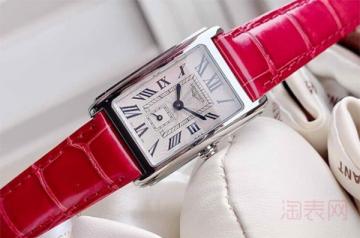浪琴手表回收价格大概多少钱