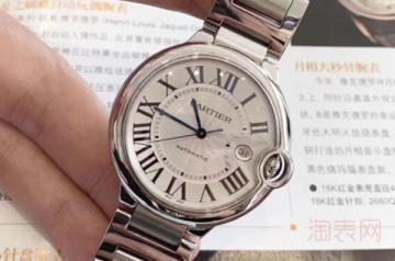 卡地亚二手手表回收多少钱?