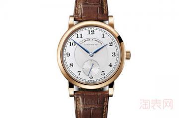 朗格手表回收一般能有原价几折?