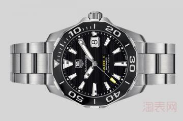 泰格豪雅二手手表回收渠道有哪些
