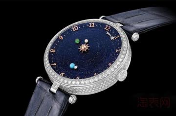 梵克雅宝手表高价回收能有多少钱