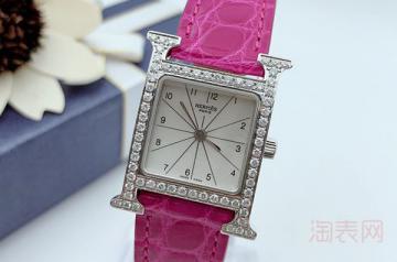爱马仕经典女士手表回收价格怎么样