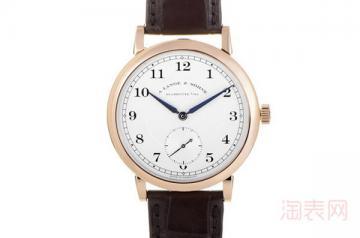 回收朗格手表价格一般是多少?