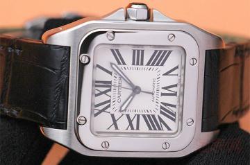 卡地亚手表回收是什么价格?