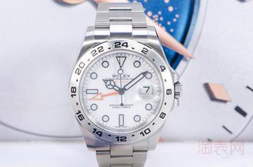 劳力士二手手表回收价格一般是原价几折