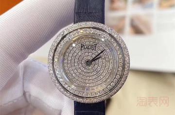 60万的伯爵手表回收能卖多少钱?