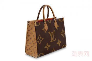 背过几次的LV包可以卖几折价钱