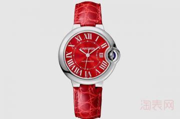 卡地亚手表买10万 卖二手可以卖多少钱