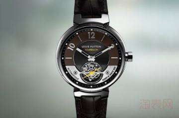 lv手表二手多少钱回收得看原价?