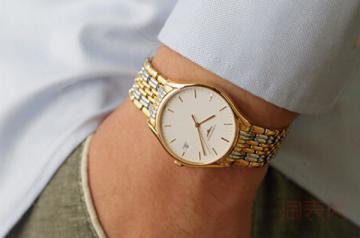 废旧浪琴手表回收多少钱一个?