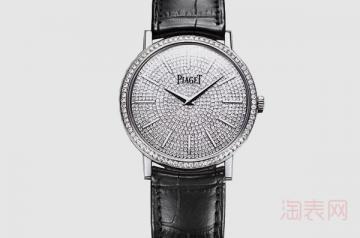 伯爵手表高价回收也分表款类别?