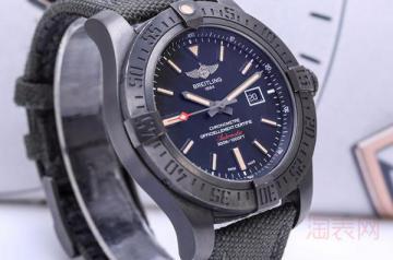 百年灵手表回收一般是原价的几折