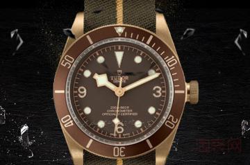 帝舵碧湾手表回收折扣是多少