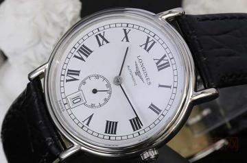 现在浪琴手表有回收的吗