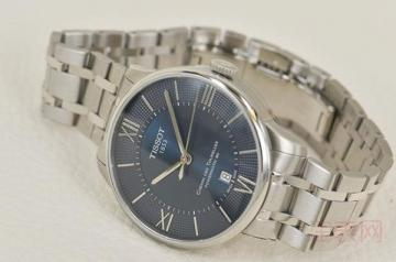 用了两年后的天梭手表回收还能卖多少钱