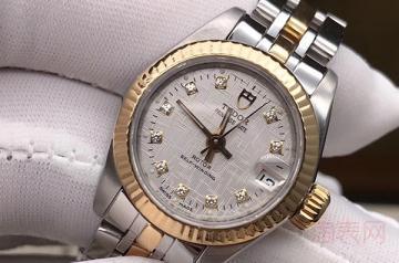 回收帝舵的公主款手表是原价的几折