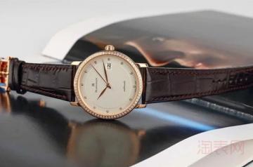 手表戴了半年回收价是几折?