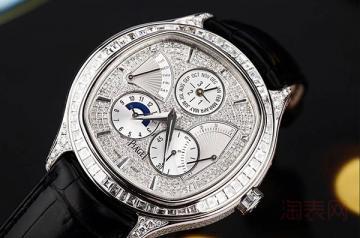 老款伯爵手表回收价格表怎么划分