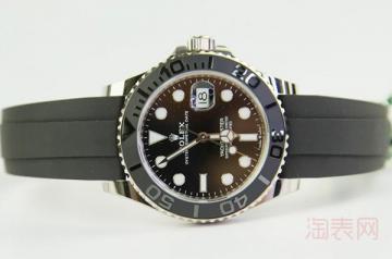 不是原装表带的手表可以二手回收吗