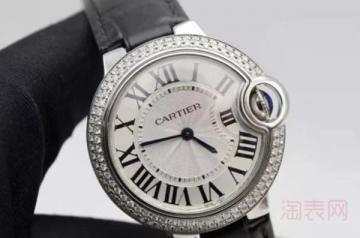 二万卡地亚手表能卖多少钱