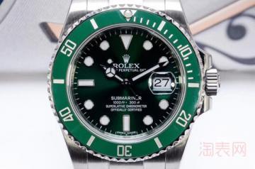 哪些手表能原价回收?