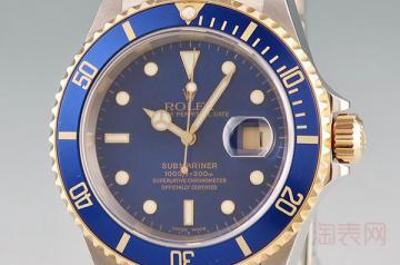劳力士16613lb手表回收价格是多少