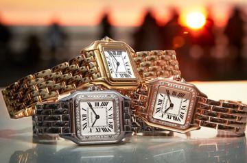 卡地亚手表回收值多少钱?