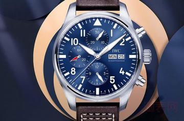 回收二手万国手表能卖个多少钱