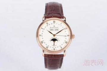 正品高端手表的回收行情如何 保值吗