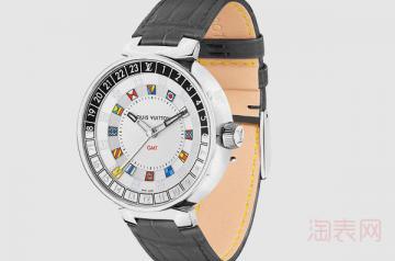 lv手表回收一般可以高至几折
