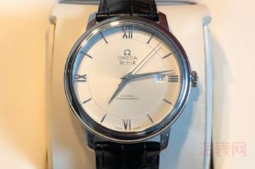欧米茄28000的手表6年能卖多少钱