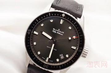手表回收价是多少钱 有没有靠谱的回收公司