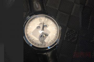 二手积家手表怎么回收最方便