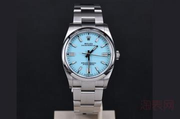 劳力士白金手表回收从未遇冷
