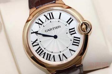 卡地亚二手手表回收的价格是多少
