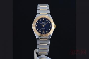 二手手表回收欧米茄的情况怎么样