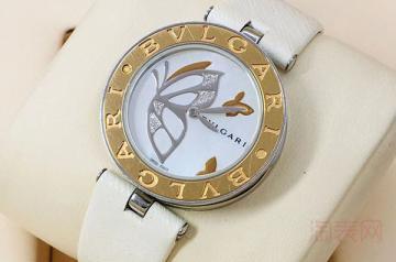 四万的宝格丽手表能卖多少钱
