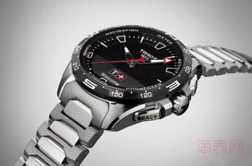 天梭二手智腾手表回收能卖多少钱