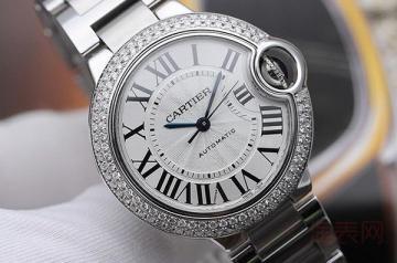 卡地亚手表了还能二手回收吗