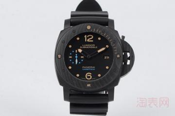 沛纳海手表回收一般是原价的几折