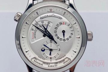 25万的积家手表二手卖多少钱