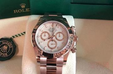 劳力士回收手表一般都在什么价位