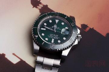 劳力士手表没有票据可以卖多少钱?