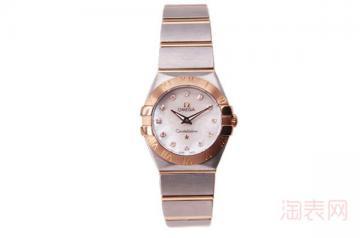 欧米茄女士手表回收价格一般是多少?