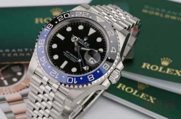 回收二手劳力士手表多少钱
