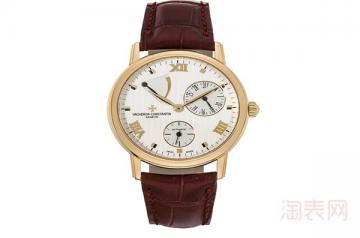 二手江诗丹顿手表回收公司哪家好
