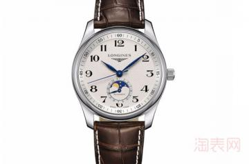 九成新浪琴手表可以卖多少钱?